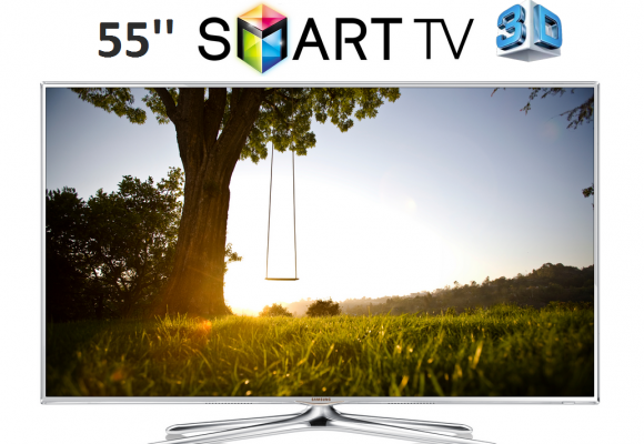 Series 6 Smart 3D LED TV 55″ FULL HD