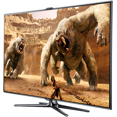 Series 7 Smart 3D LED TV 40″ FULL HD