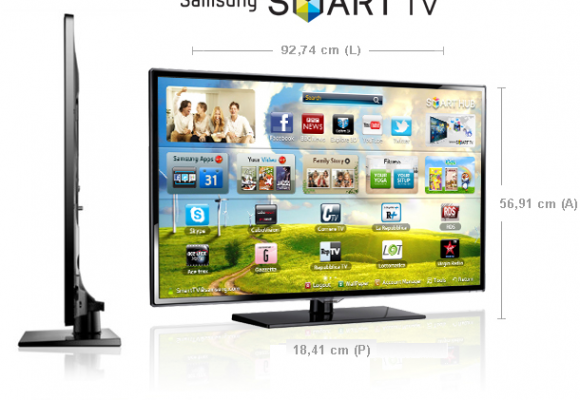 Series 5 Smart LED TV 40″